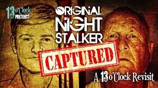Episode 89 - Original Night Stalker / Golden State Killer Captured! Update