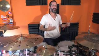 Multi Development Hand to Foot Triplet Drum Lesson