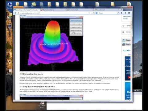 Developer Direct Episode 8 - Data Visualization, Engineering & Scientific Graphics (US Canada)
