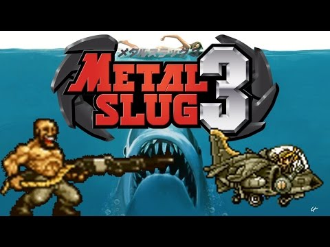 Metal Slug 3 With JAWS and Grovard! Final Mission Part 1 - Flying High! |