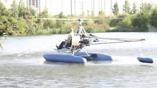 Самодельный вертолет / Homebuilt helicopter(, 2017-09-22T19:13:49.000Z)