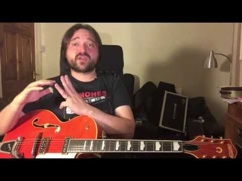 How to Play Mr. Sandman -  Ep 1.  Chords and Thumbs  [Chet Atkins style guitar lesson]