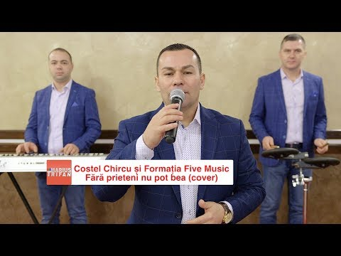 Costel Chircu si Formatia FIve Music Super Colaj de Joc 2018