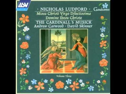 Download Nicholas Ludford - Motet 'Domine Jesu Christe' For 5 Voices