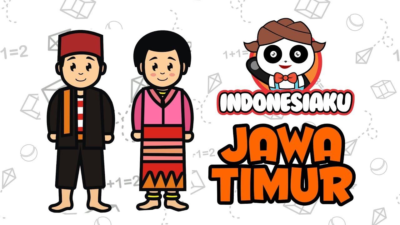 660 Gambar Pakaian Dan Rumah Adat Jawa Timur Gratis Terbaru
