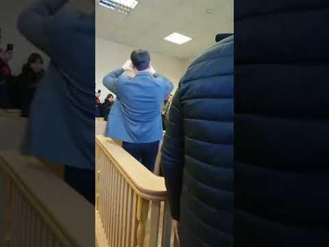 Судебное заседание М.Голосный против Днепроблгаза 28.01.2019г