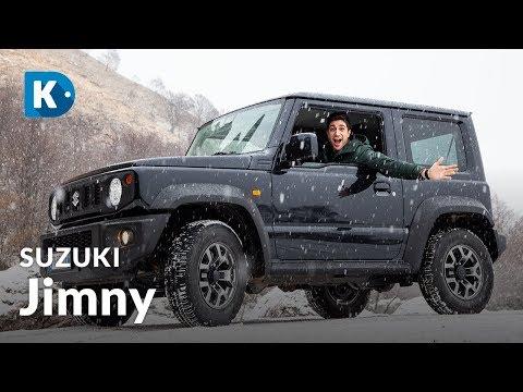 NUOVA Suzuki JIMNY 2019 | Prova in Off Road... al giusto PREZZO!