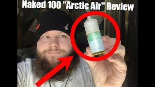 """Naked 100 """"Arctic Air"""" Review. Is it really that cold???"""