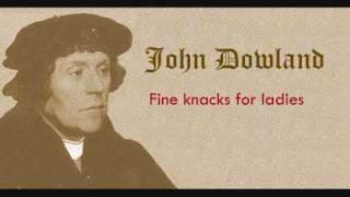 Dowland - Fine knacks for ladies.wmv
