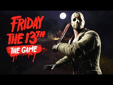 YOU CAN'T RUN FROM JASON!! (Friday the 13th Game)