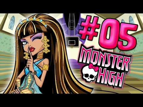 ¡CLEO TIENE PROBLEMAS!   MONSTER HIGH   PARTE 5
