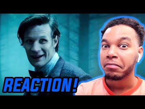 """Doctor Who Season 7 Episode 9 """"Hide"""" REACTION!"""