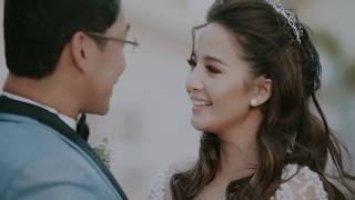 Anthony and Rossel | On Site Wedding Film by Nice Print Photography