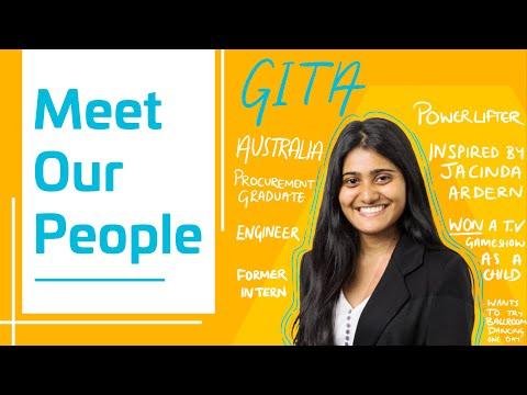 Meet Our People - Gita from Australia - Thales