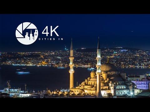 Istanbul City in 4K