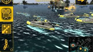 Oil Rush: naval strategy game - available now on iOS