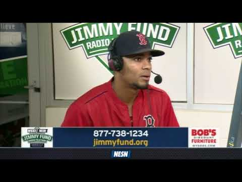 Jimmy Fund: Xander Bogaerts