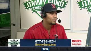 Jimmy Fund: Xander Bogaerts