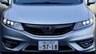 ホンダ ジェイド試乗 Honda Jade test drive