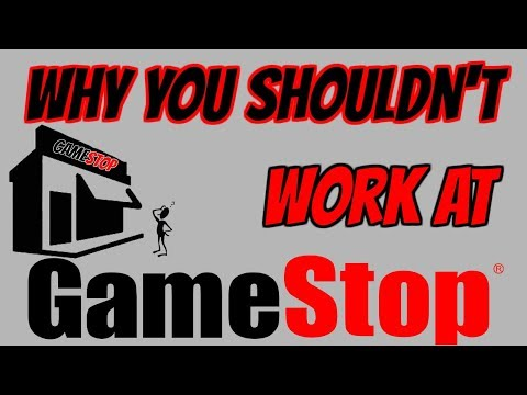 Gamestop is a Job you NEVER WANT (Feat. Back Pocket Games)