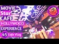 Movie Star Cafe - Centris | Experience Hollywood in the Philippines | Purple Pink TV