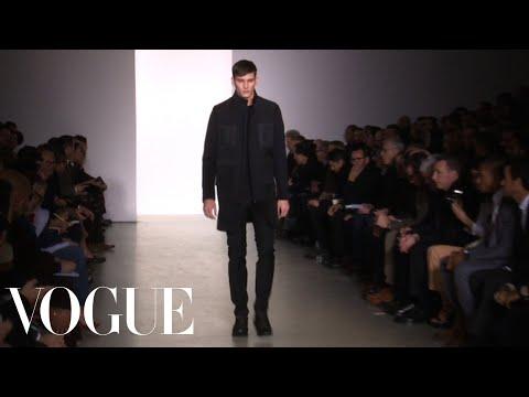 Fashion Show - Calvin Klein Collection: Fall 2013 Menswear