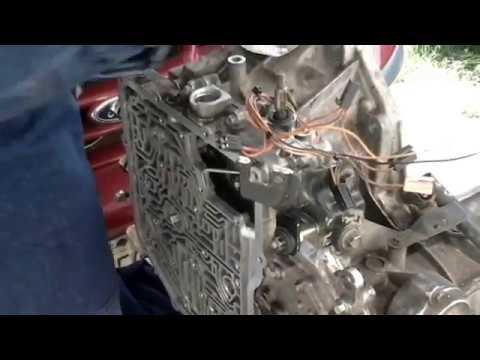 Фото к видео: Servicio Transmision AX4S. Windstar.