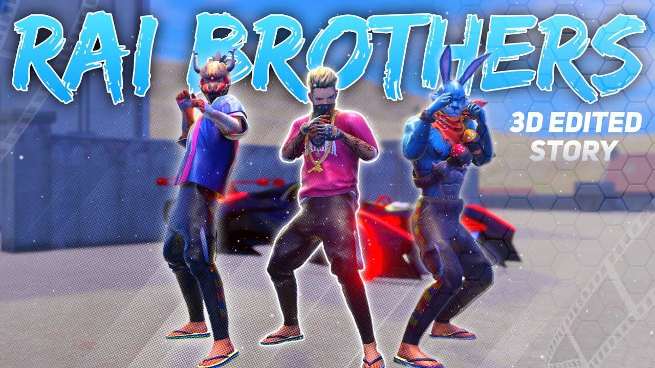 RAI BROTHERS 3D ANIMATION ⚡