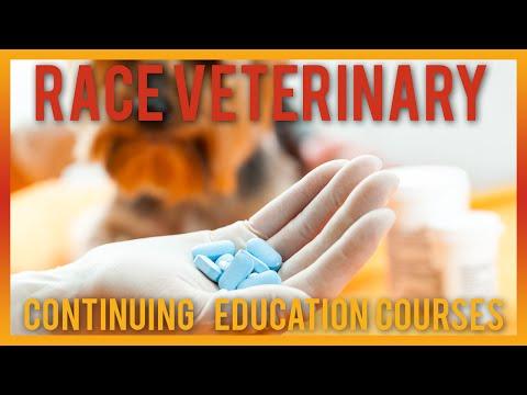 RACE Veterinary - Free Veterinary CE Courses