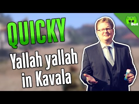 QUICKY # 104 - Yallah yallah in Kavala «» Best of PietSmiet | HD