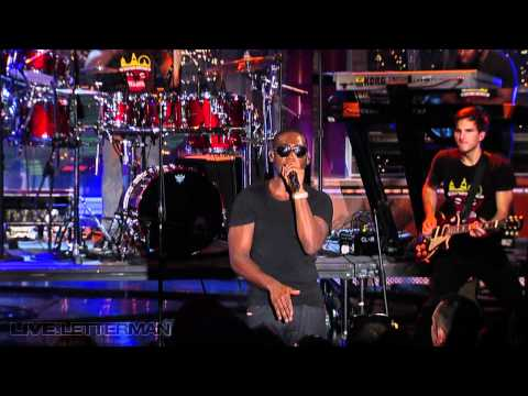 Tinie Tempah  Wonderman  on Letterman