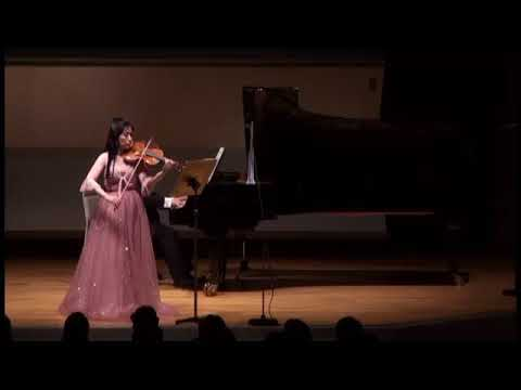 Fauré:Violin Sonata 2-Andante フォーレ:ヴァイオリンソナタ第2番アンダンテ)