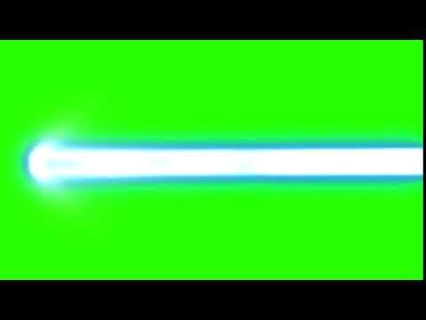 Kamehameha Green Screen + Sound Effect [1080p - 1920x1080]