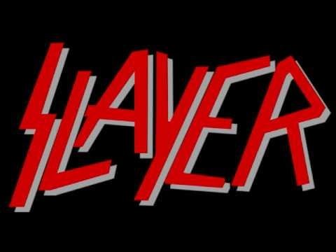 Slayer - In-A-Gadda-Da-Vida