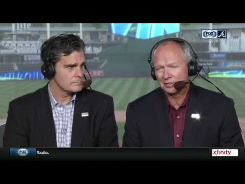 Chip Caray, Joe Simpson wrapup Braves