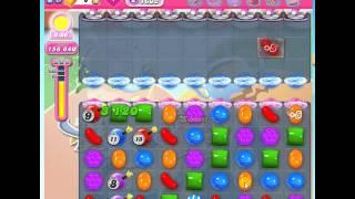 Candy Crush Saga Level  1602 (3* No Booster)