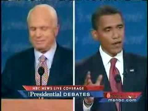 John McCain Says Horse Shit!