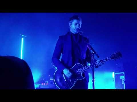 """Interpol-""""Flight Of Fancy""""LIVE DEBUT@Union Transfer Philadelphia Pa 8/23/18"""