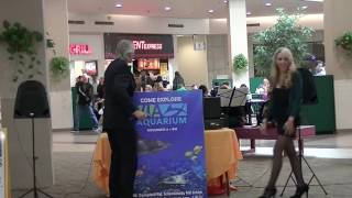 The Beat Goes On with Joe Sinatra   VIA Aquarium Opening