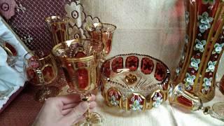 Скачать Aleks Crystal Com Версаль Рубин богемский хрусталь в России