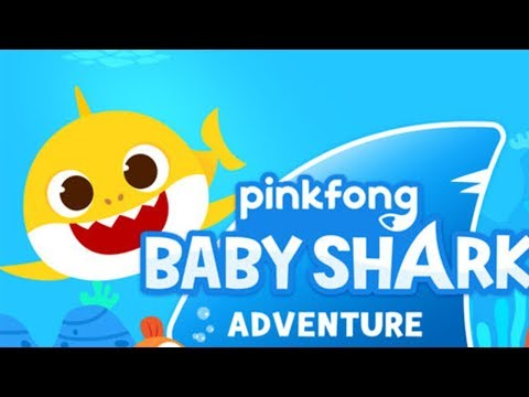 BABY SHARK ADVENTURE - Gameplay Part 1 (iOS Android) - Games For Kids