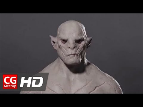 CGI VFX - Making of - Azog - The Hobbit An Unexpected Journey by Weta Digital