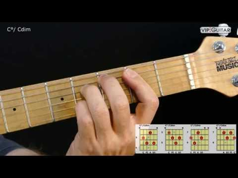 Cdim Guitar Chord Worshipchords
