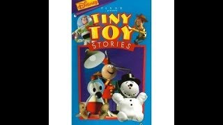 Tiny Toy Stories Segments Remastered (1996, 1997)