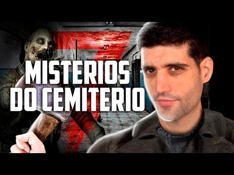O MISTERIO do Cemitério - 7 Days