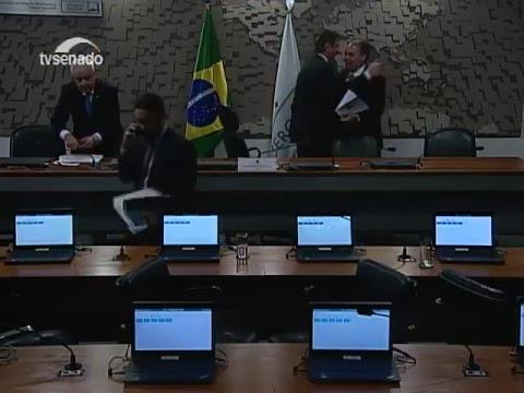 CRE - Votações - TV Senado ao vivo - 01/03/2018