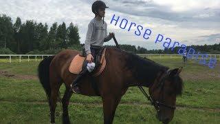 VLOG:Конный лагерь Horse Paradise/самое атмосферное видео❤️