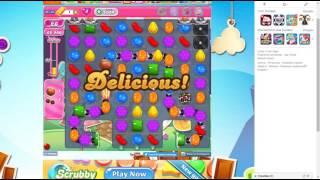candy crush saga level 1354 no booster 2 stars 170 k pts