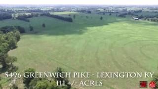 5496 Greenwich Pike, Lexington, KY 40511- KY Farm for Sale