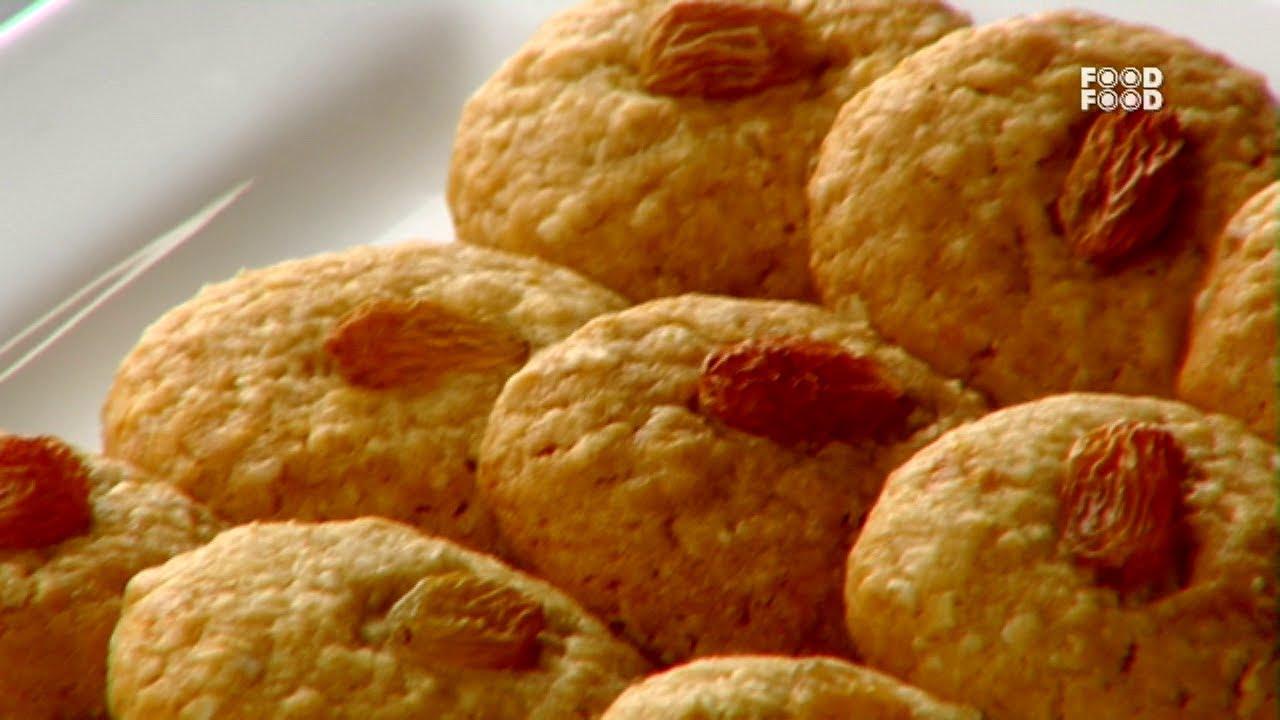 Oatmeal raisin cookies tea time youtube forumfinder Choice Image